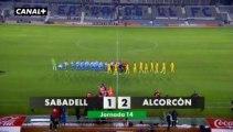 Liga Adelante  Sabadell 1  Alcorcón 2