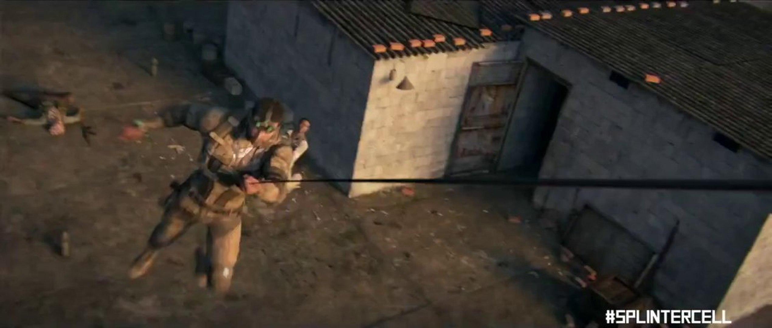 Splinter Cell Blacklist CGI Trailer