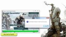 Assassins Creed 3 Keygen Download Free Assassins Creed 3 Key Generator 2013 No survey