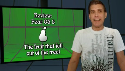 Review ::: Pear OS 8