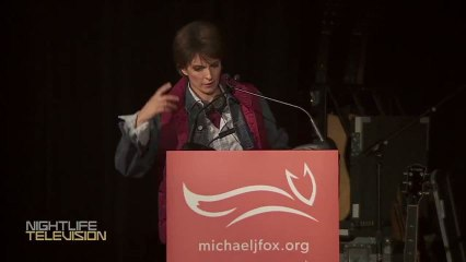 NEWS: Michael J Fox Jams with Coldplay & Tina Fey Dresses as Marty McFly