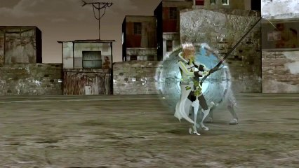 Pub TV japonaise de Lightning Returns: Final Fantasy XIII