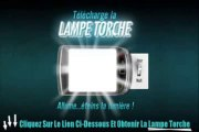 Telecharger Lampe Torche Android & Apple - Application Lampe Torche [lien description]
