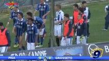 Pisa - Grosseto 0-0 | Highlights and Goals Prima Divisione Gir.B 12^ Giornata