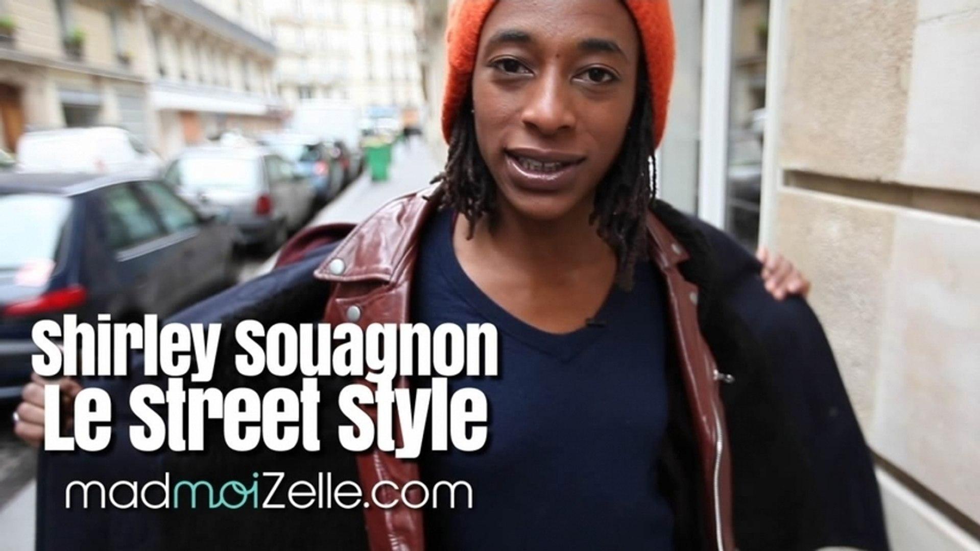 Shirley Souagnon - Street Style madmoiZelle.com