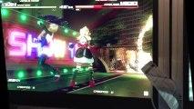 Dead or Alive 5 Ultimate - Arcade Marie Rose vs Marie Rose