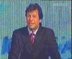 Vision for Cricket Great IMRAN KHAN - At The ICC Award 2006 Presentation