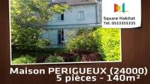 A vendre - Maison/villa - PERIGUEUX (24000) - 5 pièces - 140m²