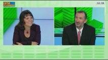 Les investissements dans les Cleantechs et les vertus des microalgues: Patricia Laurent et Pierre Calleja, dans Green Business - 17/11 2/4