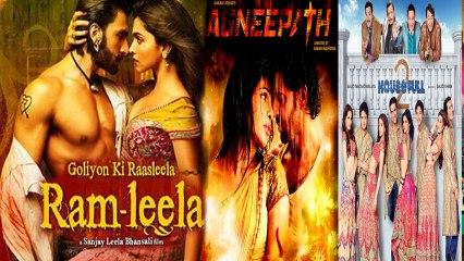 Ram Leela Breaks House Full 2 & Agneepath Record - Ranveer Singh, Deepika Padukone