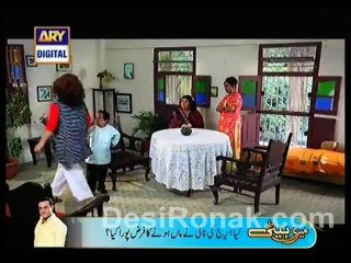 Quddusi Sahab Ki Bewah - Episode 124 - November 17, 2013 - Part 2