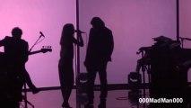 Vanessa Paradis - Les Roses Roses (En duo avec Benjamin Biolay) - HD Live au Casino de Paris (13 Nov 2013)
