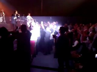 Frank Michael en concert à Tonneins