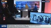 BFM Politique: L'After RMC: Bernard Cazeneuve répond aux questions de Véronique Jacquier - 10/11