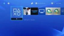Playstation 4 User Interface, XMB & Settings