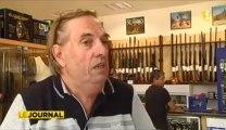 En Nouvelle-Calédonie, les ventes d'armes à feu s'envolent