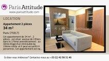 Appartement 1 Chambre à louer - Batignolles, Paris - Ref. 7948