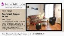 1 Bedroom Apartment for rent - Gare de l'Est/Gare du Nord, Paris - Ref. 8101