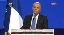 Évènements : Discours de Jean-Marc Ayrault, devant les maires de France réunis pour le 96ème Congrès de l'Association des Maires de France.
