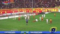 Catanzaro - Salernitana 2-2 | HD | Highlights and Goals Prima Divisione Gir.B 12^ Giornata