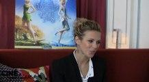 CinéCoulisses.fr rencontre Lorie, la voix française de la fée Clochette