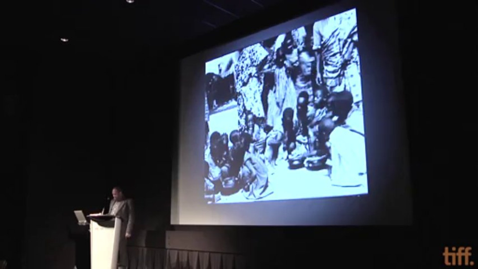 ABOUBAKAR SANOGO | Lumière Brothers and Africa lecture | Higher Learning