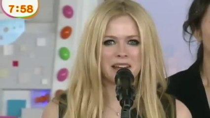 Avril Lavigne - Interview on MezamashiTV
