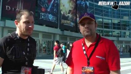 Merlin'in Kazanı BlizzCon 2013'teydi!
