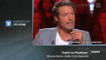 Zapping TV : Nicolas Bedos clashe Cyril Hanouna