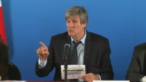 Stéphane Le Foll présente la loi d'avenir pour l'agriculture, l'alimentation et la forêt