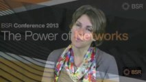 BSR Conference 2013 – An Interview with Amy Myers Jaffe, Executive Director Energy and Sustainability, UC Davis