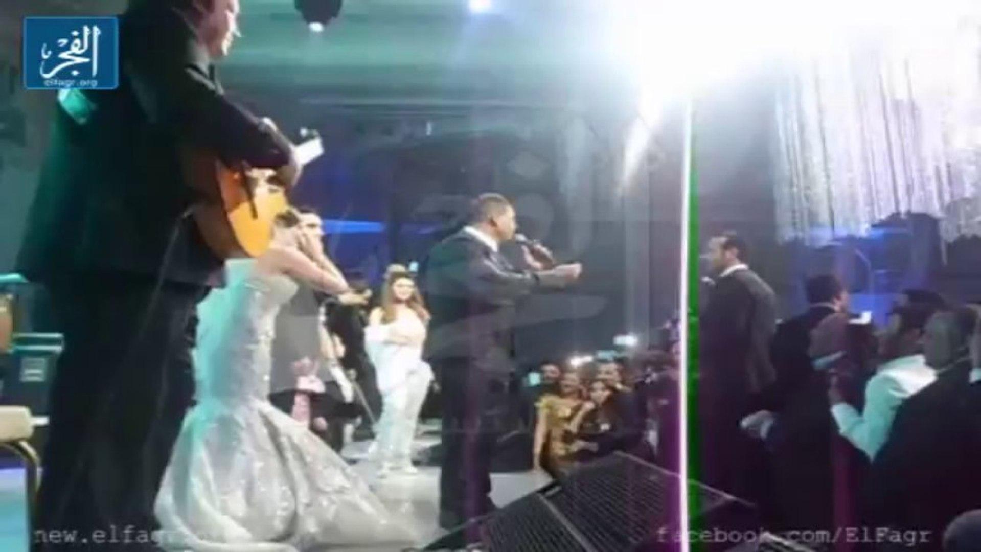 Amr Diab Amarain & Elleila Private Wedding Four Seasons Hotel 8 nov 2013