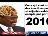Kabila et son gouvernement expliquent pourquoi ils n'organiseront pas les élections en 2016