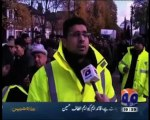 Thousands mourn the tragedy of Kerbala in London on Ashura 2013