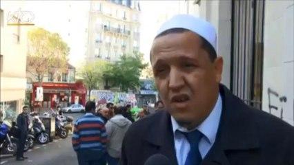 Reportage sur l'église copte taguée à Paris [KTOTV]