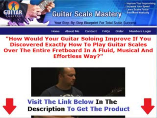 FREE DOWNLOAD Guitar Note Mastery.