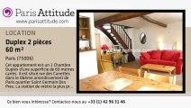 Duplex 1 Chambre à louer - St Germain, Paris - Ref. 4807