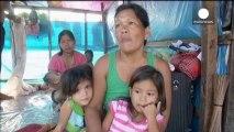 600.000 personnes encore livrées à elles-même aux Philippines