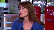 """""""C à vous"""" : Carla Bruni remet en place Patrick Cohen"""