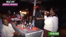 Tonsha en concert à BXL (Sidonie) par Ledoux paradis (Télé SPI)