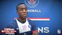 Hand Star Game - PSG Handball - ABALO et NARCISSE racontent des anecdotes sur les joueurs de la LNH