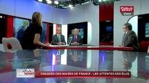 24h Sénat - Invités: Yves Pozzo di Borgo, Christian Cambon, Hervé Maurey et Ronan Kerdraon