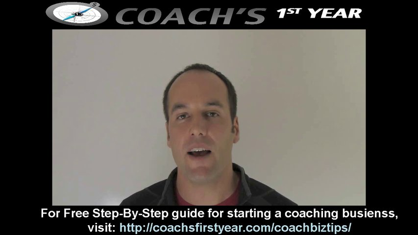 Creating a Why Story For Your Coaching Business