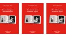 Des violons pour Monsieur Ingres Marie-Christine Guérin Editions Guérin Chamonix Mont-Blanc