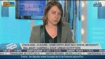 La déclaration de Carla Ichan et la hausse du chiffre d'affaires de Home Depot: Cécile Imbert, dans Intégrale Bourse - 19/11