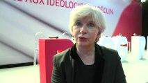 Laurence Tubiana au forum «le progrès face aux idéologies du déclin»