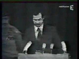 Saddam Hussein, un ami de trente ans