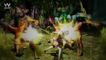 GameTag.com - C9 Buy Accounts _ Witchblade Gameplay Trailer _ Continent of the Ninth Seal _ Webzen MMORPG