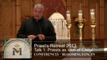 Priests 2013-1: Icon of Christ - CONF 228
