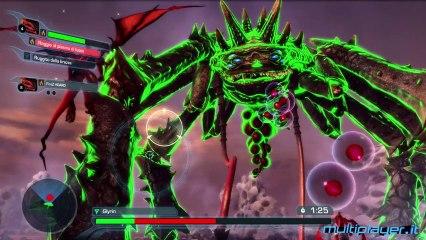 Crimson Dragon - Recensione Xbox One (HD)